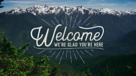 Mountain Pines Welcome