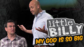 Little Billy: My God Is So Big