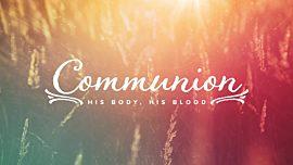 Natural Light Communion