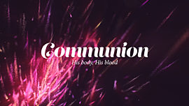 New Year Sparks Communion