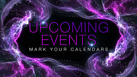 Orion Upcoming Events Loop