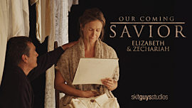 Our Coming Savior: Elizabeth and Zechariah