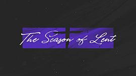 Painted Lent Title