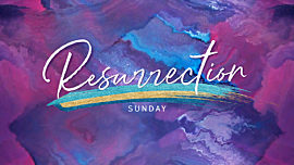 Painted Resurrection Sunday