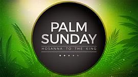 Palm Sunday Vol 2 Title