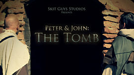 Peter and John: The Tomb