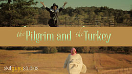 The Pilgrim and The Turkey