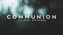Psalm 36 Communion