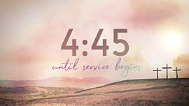 Resurrection Sunday Countdown
