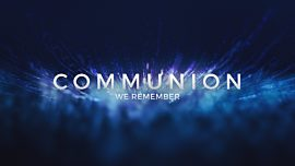 Rising Storm Communion
