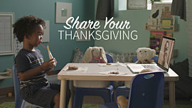 Share Your Thanksgiving