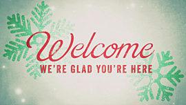 Snowlight Christmas Welcome
