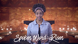 Spoken Word: Risen