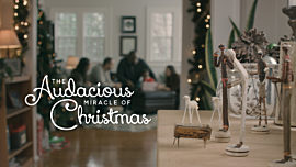 The Audacious Miracle of Christmas