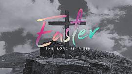 The Cross Easter