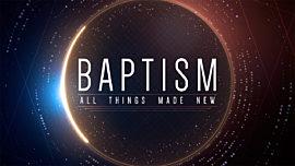 Universe Baptism