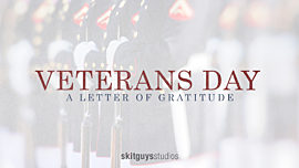 Veterans Day: A Letter Of Gratitude