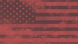 Vintage Patriotic Sky 02