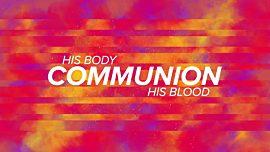 Water Colors Communion