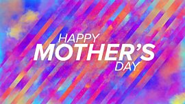 Water Colors Mother's Day