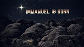 Immanuel Is Born