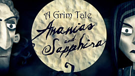 A Grim Tale: Ananias and Sapphira