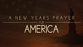 A New Years Prayer For America