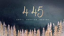Christmas Sparkle Countdown