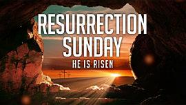 Easter Sunrise Resurrection Sunday Loop Vol3