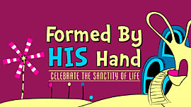 Formed By His Hand