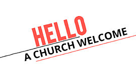 Hello (A Church Welcome)