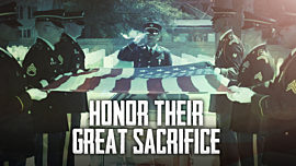 Honor Their Great Sacrifice