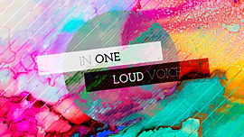 One Loud Voice (Easter)