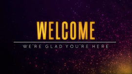 Spacial Welcome