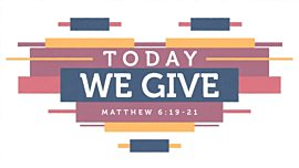 Today, We Give