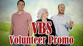 VBS Volunteer Promo