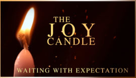 Advent: The Joy Candle