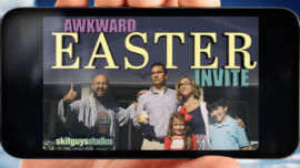 Awkward Easter Invite