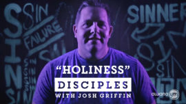 Disciples: Holiness