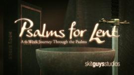 Psalms For Lent - Bundle