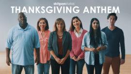 Thanksgiving Anthem