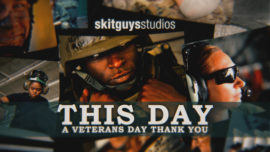 This Day: A Veterans Day Thank You