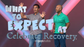 What to Expect at Celebrate Recovery