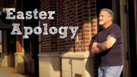 The Easter Apology