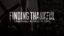 Finding Thankful