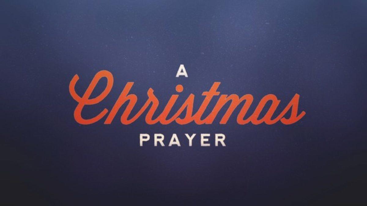 a christmas prayer videos the skit guys