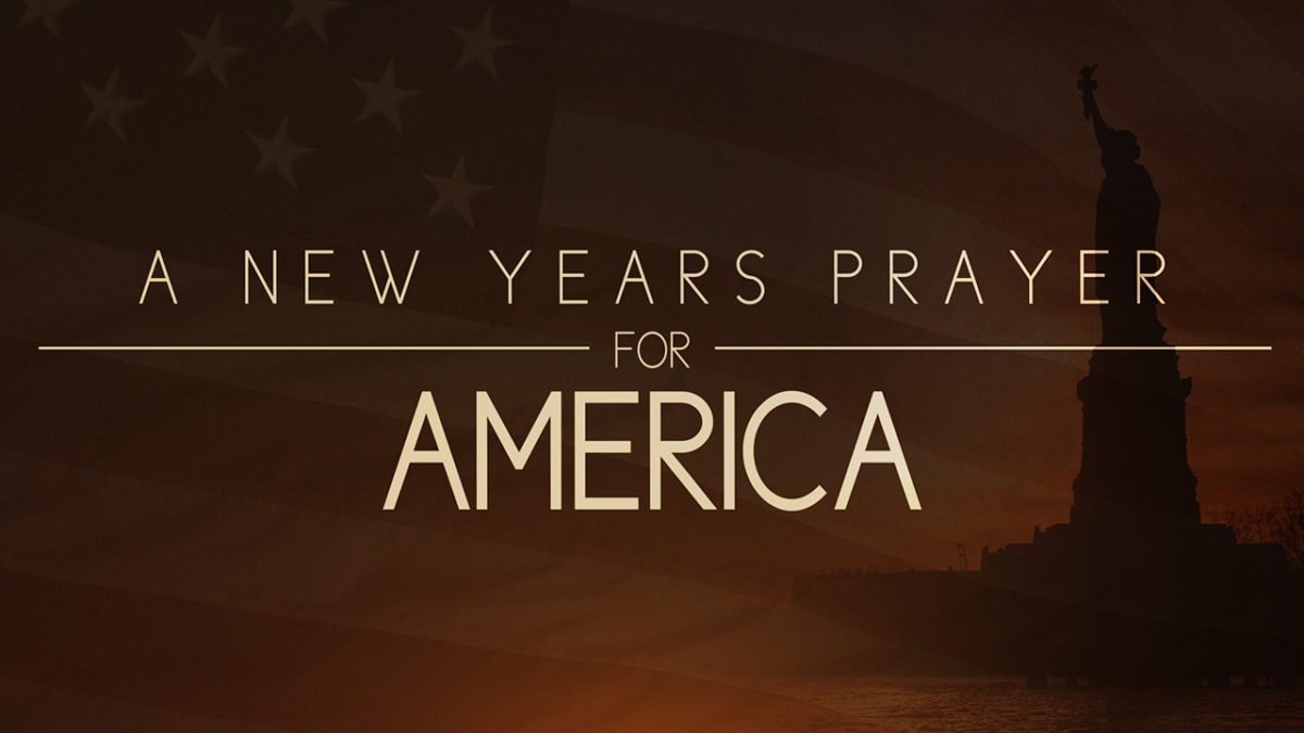 A New Years Prayer For America | Videos | The Skit Guys