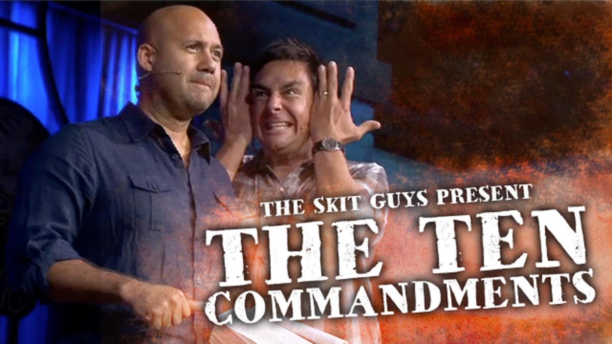 The Ten Commandments Videos The Skit Guys