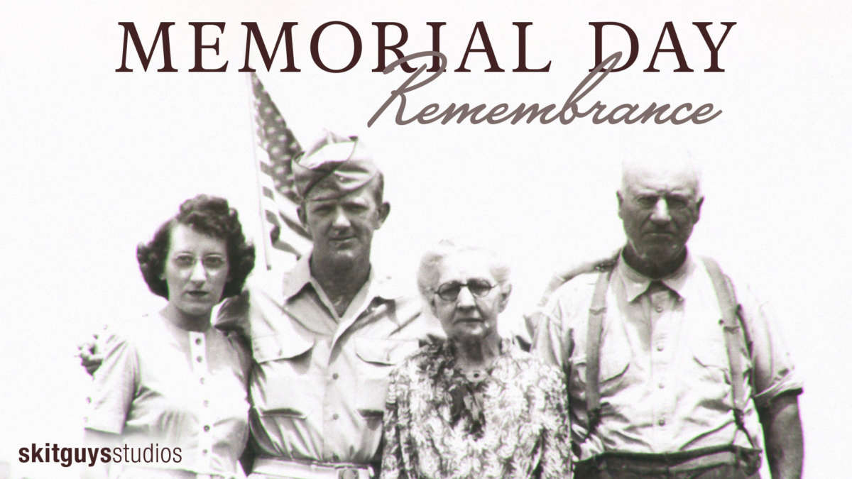 Memorial Day: Remembrance